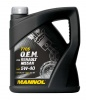 А/масло Mannol 5W40 7705  O.E.М. for Renault Nissan 4л
