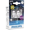Светодиод 12V T10 (PHILIPS) X-tremeVision LED 6000K (2шт)